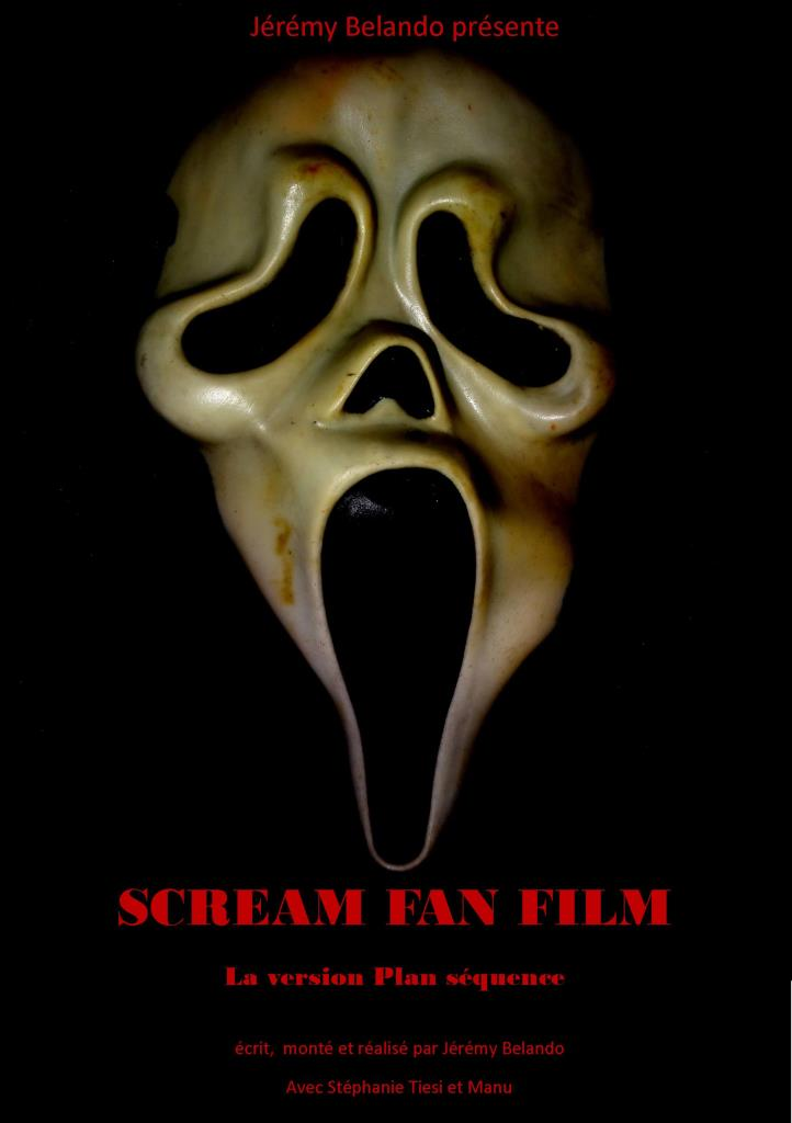 Scream Fan Film (Plan séquence)